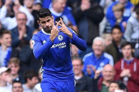 CAM DONG: Diego Costa va Eden Hazard ghi ban, tuong nho nguoi me qua co cua Willian - Anh 1