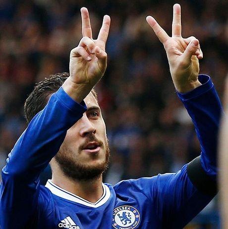 CAM DONG: Diego Costa va Eden Hazard ghi ban, tuong nho nguoi me qua co cua Willian - Anh 2