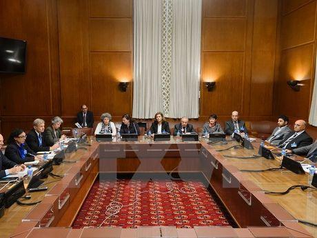 Nga: Chi co nguoi Syria moi quyet dinh duoc tuong lai cua minh - Anh 1