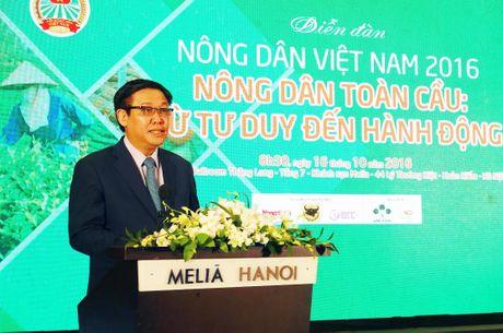 Dien dan Nong dan Viet Nam: Nhieu van de buc thiet tu thuc tien - Anh 1