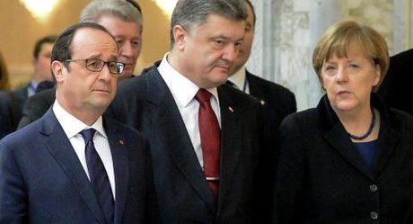 Ukraine huy thoa uoc Minsk, tu gay rac roi cho minh - Anh 1