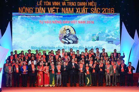 Dien dan Nong dan Viet Nam 2016: Thay doi tu duy vi nen nong nghiep xanh- sach - Anh 1
