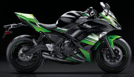 'Nha hang' Kawasaki Ninja 650 sportbike va Z650 naked sport 2017 - Anh 4