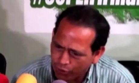 Venezuela: Nguoi cha noi con bi ban tu khet tieng an thit - Anh 1