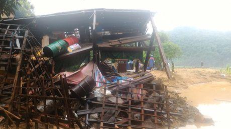 Canh hoang tan tai Quang Binh sau khi lu rut - Anh 2
