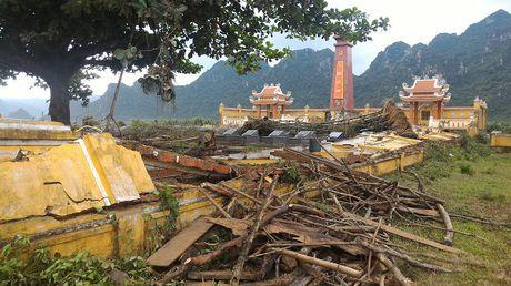 Canh hoang tan tai Quang Binh sau khi lu rut - Anh 6