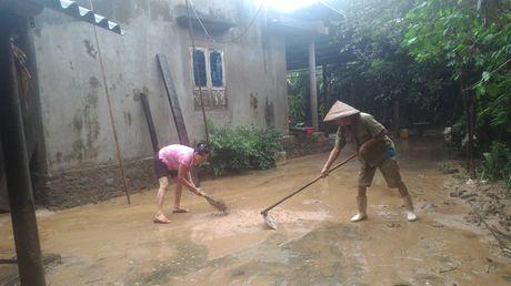 Canh hoang tan tai Quang Binh sau khi lu rut - Anh 8
