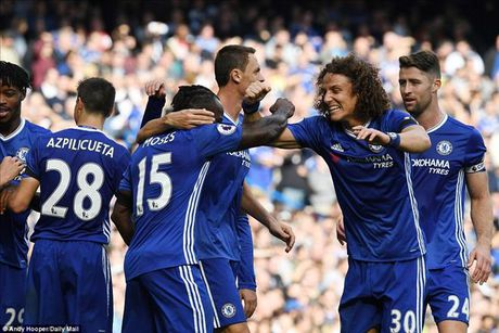 Chelsea 3-0 Leicester City: Tan xac Cao - Anh 4