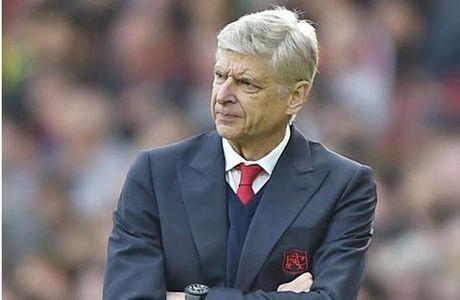 Wenger khong vui du Arsenal thang - Anh 1