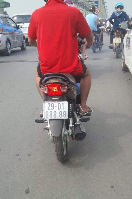 Dan Honda Wave bien tu quy 'sieu khung' tai VN - Anh 10