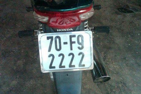 Dan Honda Wave bien tu quy 'sieu khung' tai VN - Anh 12