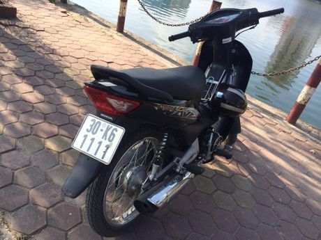 Dan Honda Wave bien tu quy 'sieu khung' tai VN - Anh 3