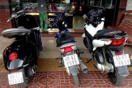 Dan Honda Wave bien tu quy 'sieu khung' tai VN - Anh 4