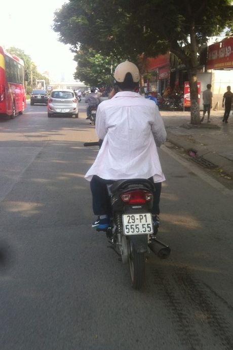 Dan Honda Wave bien tu quy 'sieu khung' tai VN - Anh 9