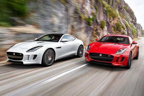 Diem mat xe sang cua Jaguar 'trinh lang' tai VIMS 2016 - Anh 11