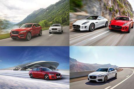 Diem mat xe sang cua Jaguar 'trinh lang' tai VIMS 2016 - Anh 1