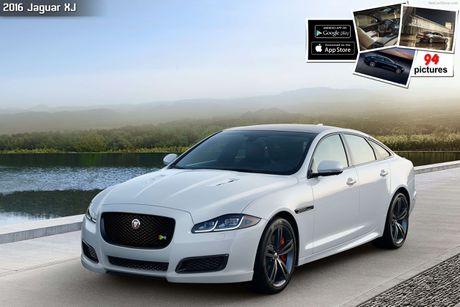 Diem mat xe sang cua Jaguar 'trinh lang' tai VIMS 2016 - Anh 7