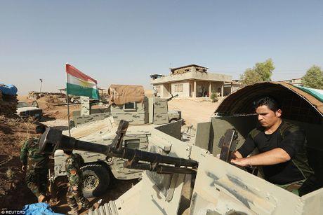 Anh quan doi Iraq chuan bi danh phien quan IS o Mosul - Anh 7