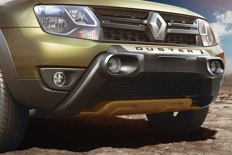SUV co nho Renault Duster Adventure gia chi 321 trieu - Anh 2