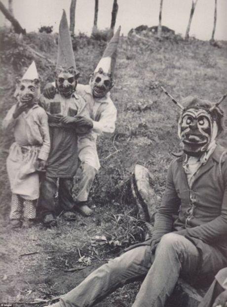 Khiep dam 10 kieu trang phuc Halloween - Anh 7