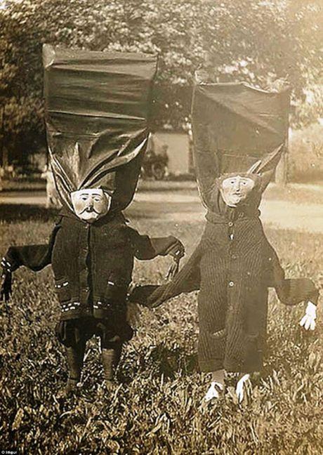 Khiep dam 10 kieu trang phuc Halloween - Anh 8