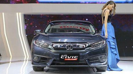 350.000 xe Honda Civic 2016 tai My bi trieu hoi - Anh 3