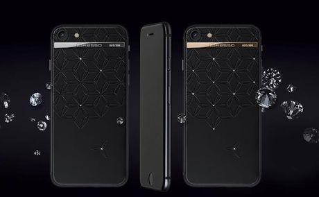 iPhone 7 phien ban dac biet cho phai nu gia 7.200 USD - Anh 1