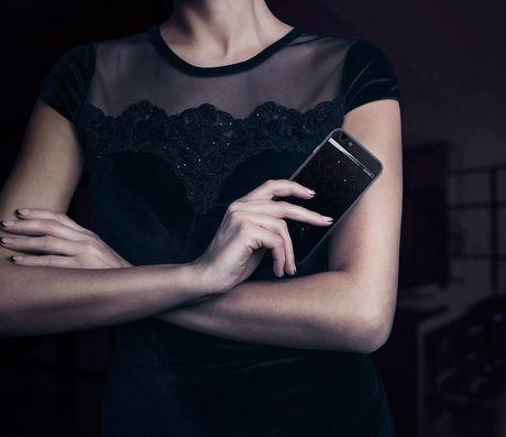 iPhone 7 phien ban dac biet cho phai nu gia 7.200 USD - Anh 6