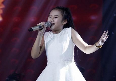 Ban ket Giong hat Viet nhi: Xac dinh top 3 vao chung ket - Anh 3