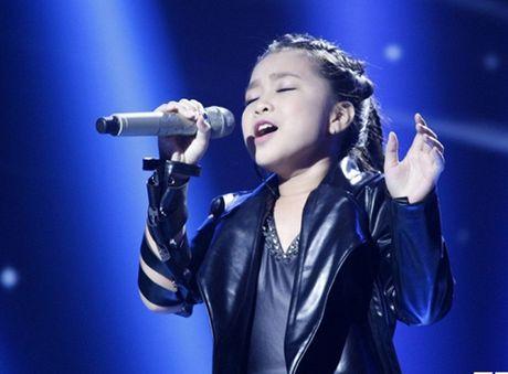 Ban ket Giong hat Viet nhi: Xac dinh top 3 vao chung ket - Anh 5