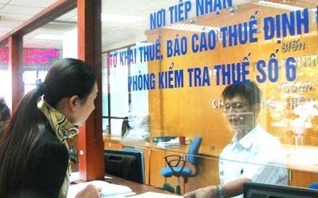 Mien le phi mon bai cho ho kinh doanh co doanh thu duoi 100 trieu dong/nam - Anh 1