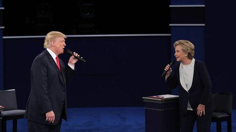 Donald Trump hay Hillary Clinton se la tan Tong thong My? - Anh 1