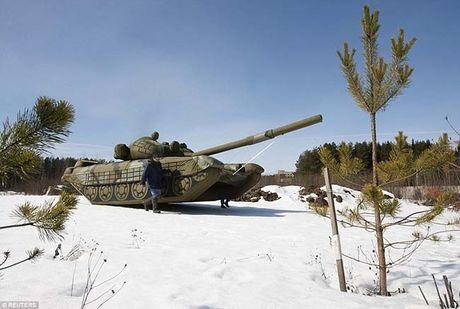 Kham pha mo hinh vu khi nguy trang bi mat cua Nga - Anh 1