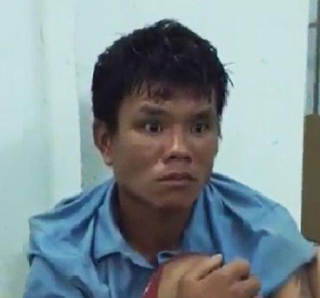 Khong che ke ngao da, 1 chien si Canh sat 113 bi can - Anh 1