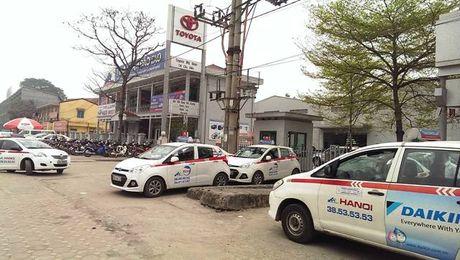 So dien thoai taxi Ha Noi, Ha Dong, Noi Bai - Anh 1
