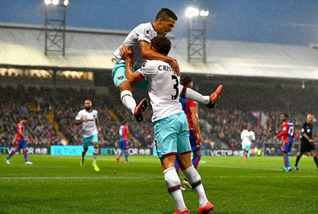 Crystal Palace – West Ham: Thoat khoi vung lay - Anh 1