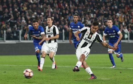 Juventus – Udinese: Thoat hiem nho nguoi hung - Anh 1