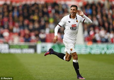 "Middlesbrough - Watford: ""Nhat kiem"" chi mang - Anh 1"