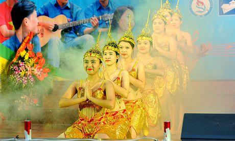 An tuong dem nghe thuat sinh vien Bac Giang tai Ha Noi - Anh 3