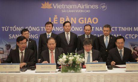 Vietnam Airlines hoan tat co phan hoa, chuyen mo hinh hoat dong - Anh 1