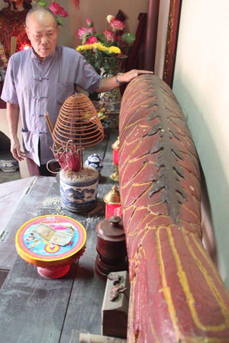Chuyen ke o dinh Trung Tu (Ky cuoi) : 'Than ngu' cua lang - Anh 3