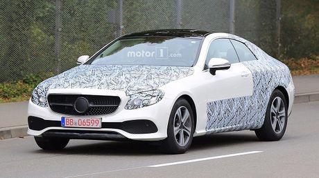 Mercedes E-Class Coupe gan nhu 'lo hang' toan bo - Anh 1