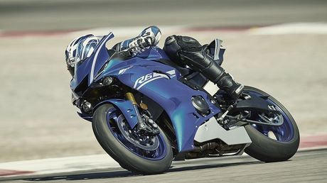 Yamaha YZF-R6 ra mat voi thiet ke cuc 'ngau' - Anh 4