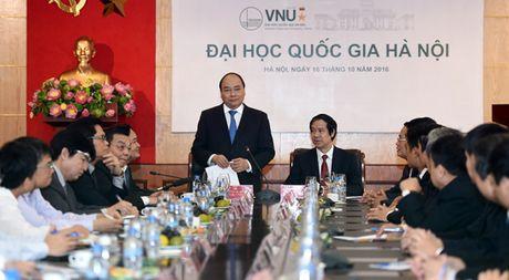 Thu tuong khang dinh nhieu cu nhan that nghiep la do chat luong dao tao - Anh 1