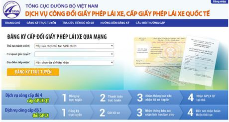 Cac thu tuc doi giay phep lai xe bang vat lieu PET - Anh 3