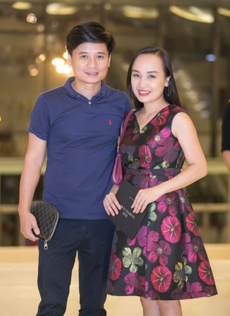 Dien vien Thu Ha, Thuy Tien vay ao thanh lich o su kien - Anh 6