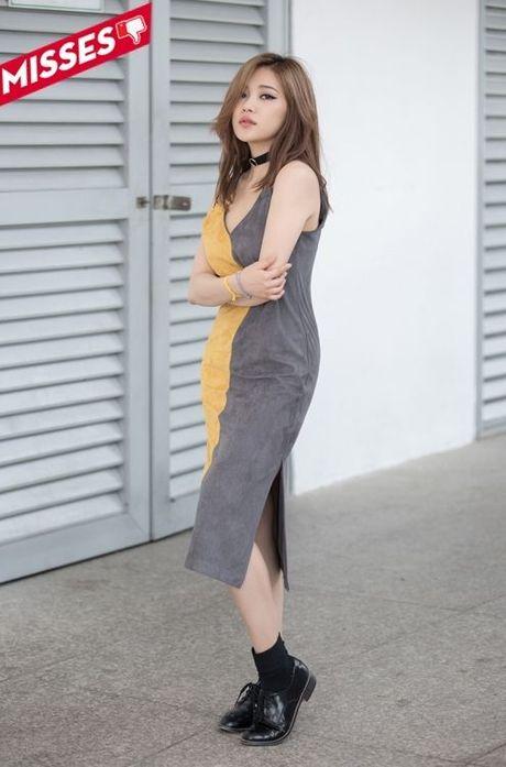 Chao mung den voi tuan le streetstyle muon mau cua Angela Phuong Trinh, Quynh Mai va dan sao Viet - Anh 14