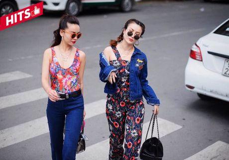 Chao mung den voi tuan le streetstyle muon mau cua Angela Phuong Trinh, Quynh Mai va dan sao Viet - Anh 2