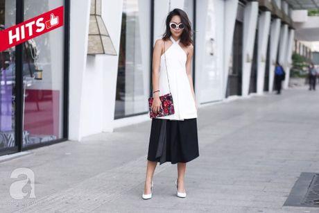 Chao mung den voi tuan le streetstyle muon mau cua Angela Phuong Trinh, Quynh Mai va dan sao Viet - Anh 8