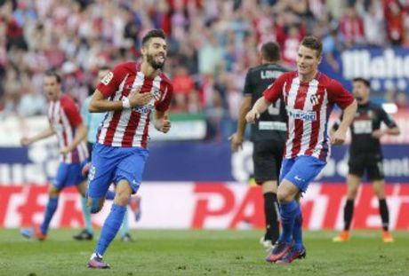 Atletico 'can nat' Granada khong thuong tiec 7 - 1 - Anh 1